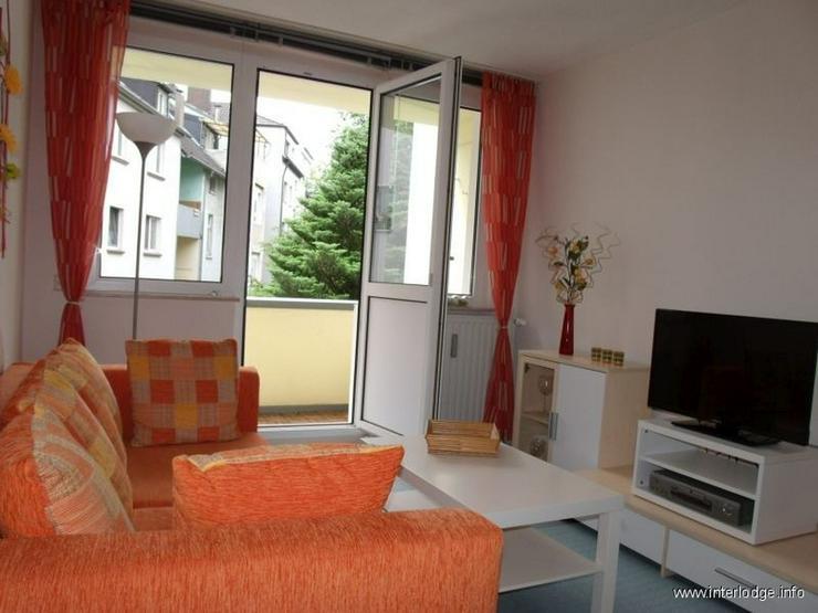 INTERLODGE Südviertel: Modern möblierte Wohnung mit Balkon am Stadtgarten