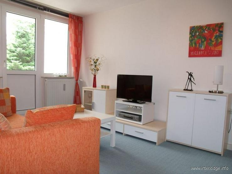 Bild 2: INTERLODGE Südviertel: Modern möblierte Wohnung mit Balkon am Stadtgarten