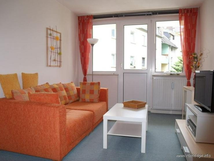 Bild 3: INTERLODGE Südviertel: Modern möblierte Wohnung mit Balkon am Stadtgarten