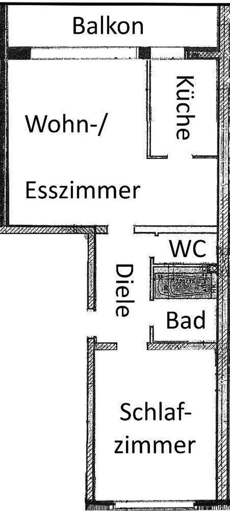 Bild 2: Kapitalanleger aufgepasst!!! Schöne Wohnung in Krefeld-Uerdingen