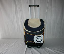 Hunde Trolley Pet Bag blau 33 x 23 5 x 41 cm - Transport - Bild 1