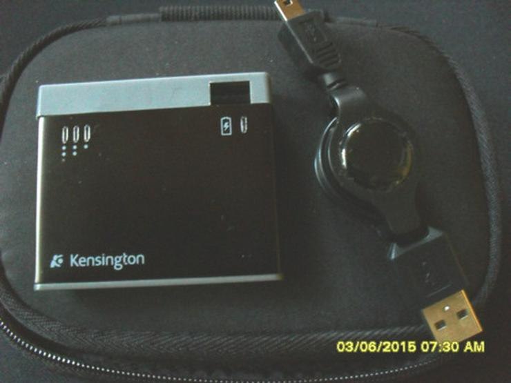 iPhone und iPod Mini-Akku Pack und Ladegerät