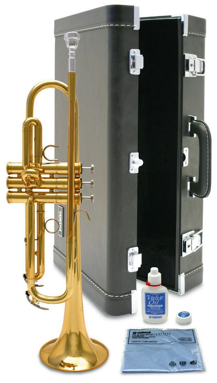 Yamaha YTR 6310 Z Bobby Shew Trompete, Neu - Blasinstrumente - Bild 1