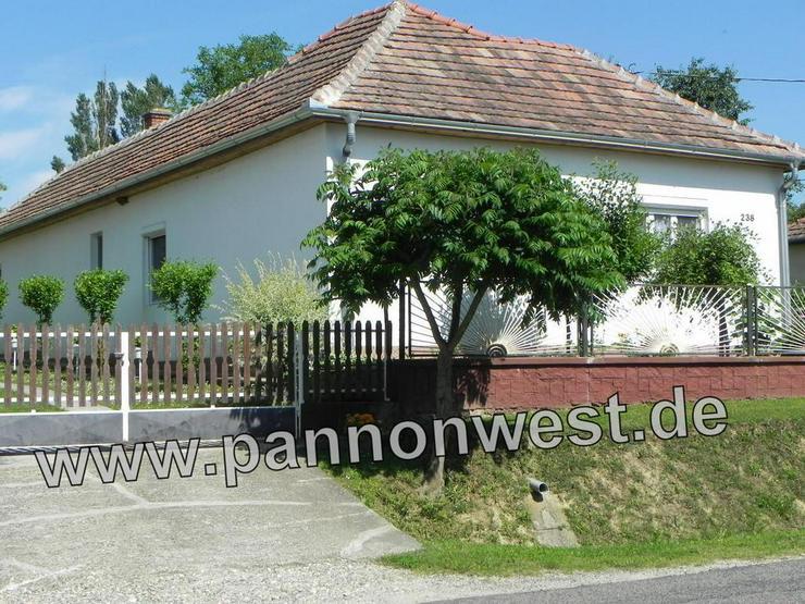 Gemütliches, renoviertes Landhaus mit zwei Bädern, in Plattenseeregion