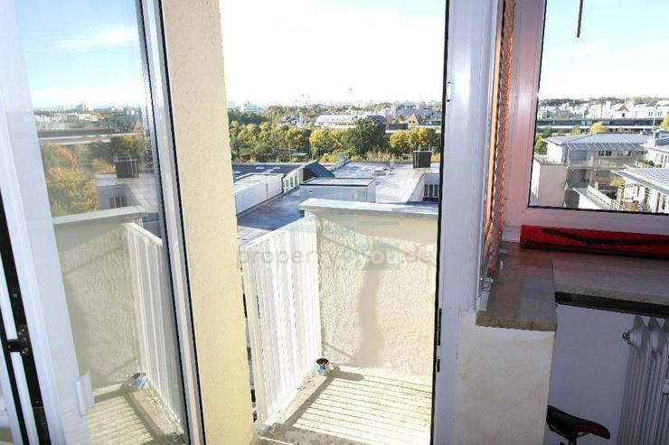 Bild 6: 1 Zimmer Apartment mit Küche, Bad, Flur, 28 m² / München - Schwanthalerhöhe