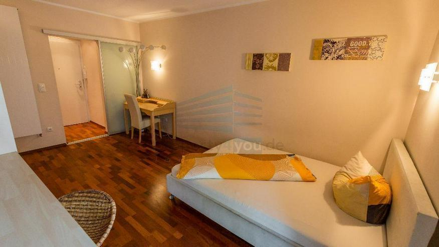 Keine Kaution! 1 Zimmer Apartment mit Küche, Bad, Flur / München - Bogenhausen