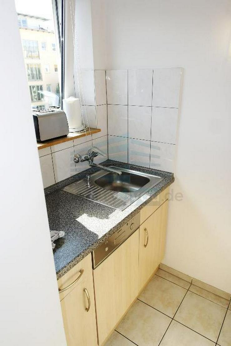 Bild 18: keine Kaution! 1 Zimmer Apartment mit Küche, Bad, Flur, 49 m² / München - Schwanthalerh...