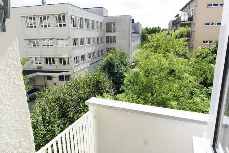 keine Kaution! 1 Zimmer Apartment mit Küche, Bad, Flur, 49 m² / München - Schwanthalerh... - Wohnen auf Zeit - Bild 1
