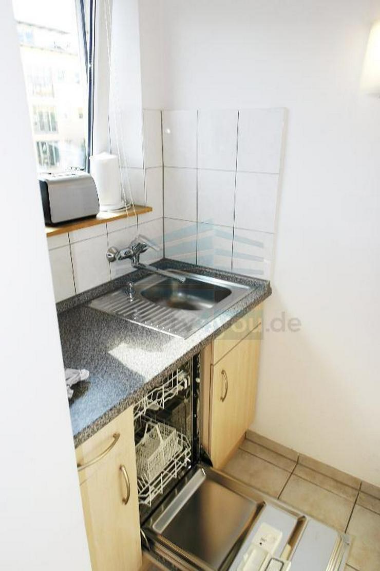 Bild 17: keine Kaution! 1 Zimmer Apartment mit Küche, Bad, Flur, 49 m² / München - Schwanthalerh...