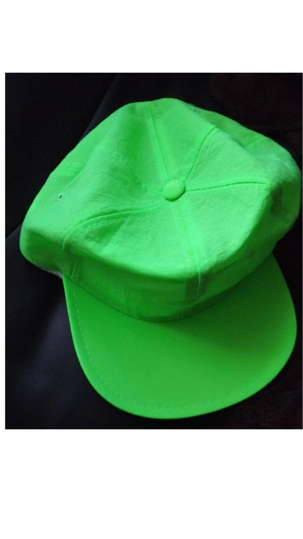 Mütze, grün