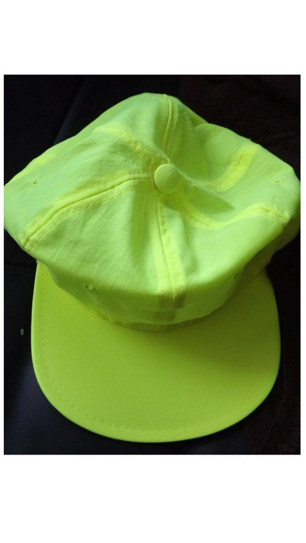Mütze, gelb