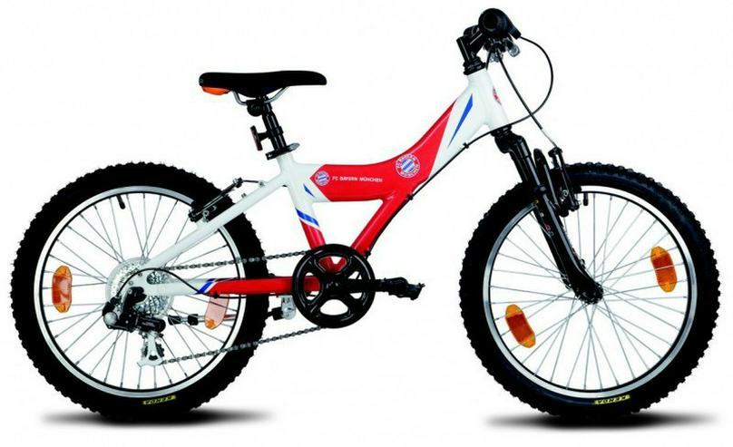 DRIVE 20 Zoll FC Bayern Kinderrad - Kinderfahrräder - Bild 1