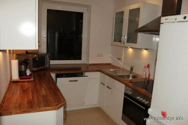 Bild 3: INTERLODGE Holsterhausen: Helle, modern möblierte Wohnung in guter Innenstadtrandlage
