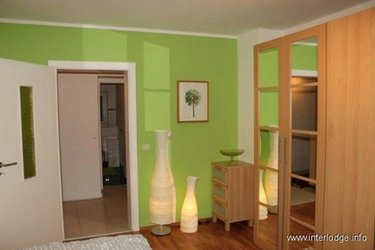 Bild 5: INTERLODGE Holsterhausen: Helle, modern möblierte Wohnung in guter Innenstadtrandlage