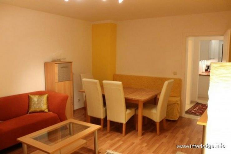 INTERLODGE Holsterhausen: Helle, modern möblierte Wohnung in guter Innenstadtrandlage - Wohnen auf Zeit - Bild 1
