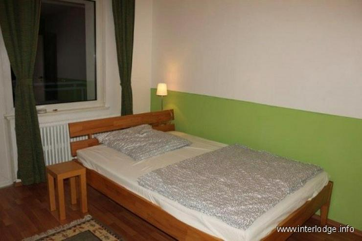 Bild 6: INTERLODGE Holsterhausen: Helle, modern möblierte Wohnung in guter Innenstadtrandlage