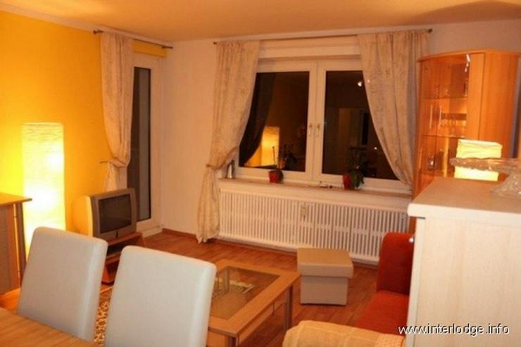 Bild 2: INTERLODGE Holsterhausen: Helle, modern möblierte Wohnung in guter Innenstadtrandlage