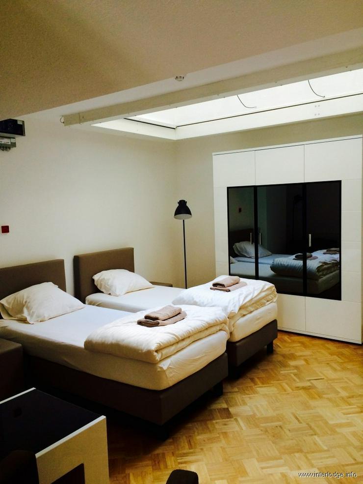 INTERLODGE Direkt am Landtag: Schick möblierte Businesswohnung in bester Lage - Wohnen auf Zeit - Bild 1