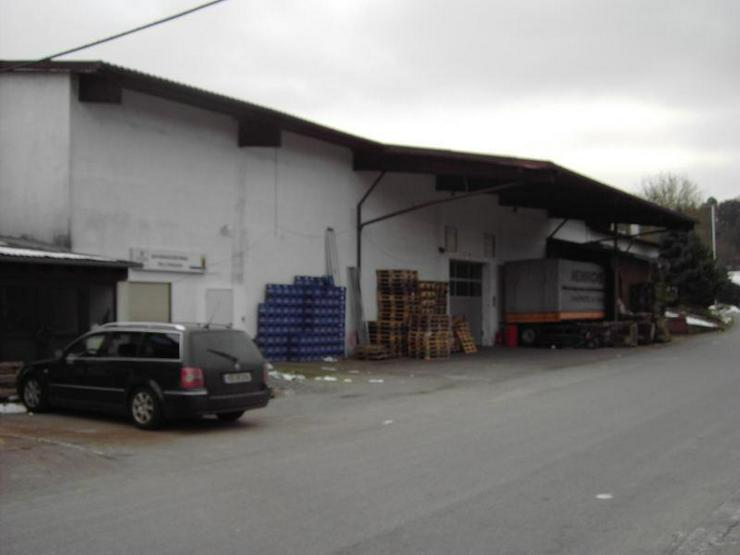 2 Lagerhallen, je ca. 300 m² und 600 m² in Elztal OT