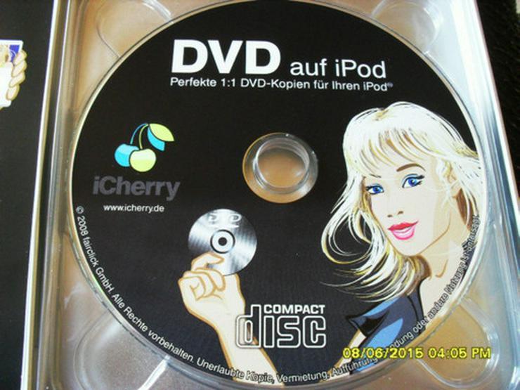 DVD auf IPOD ? iCherry Software