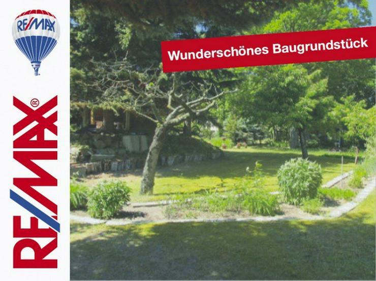 Voll erschlossenes Baugrundstück in sehr guter Lage mit Bungalow Apartment - Grundstück kaufen - Bild 1