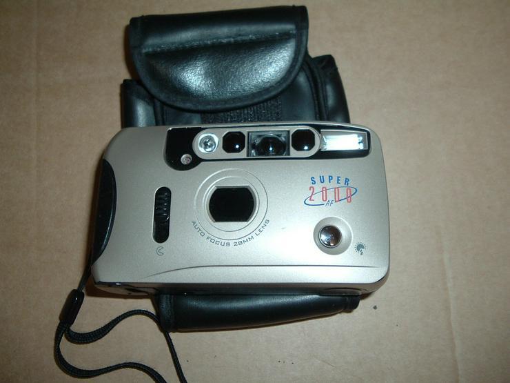 Analogkamera Auto Focus