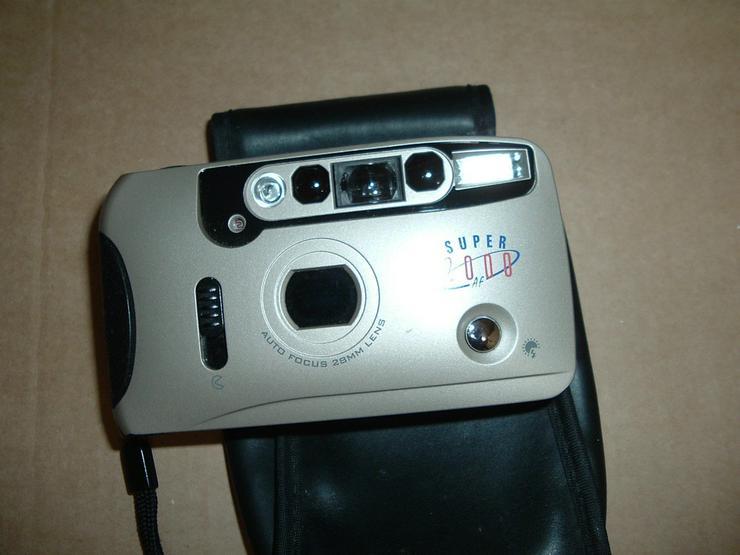 Bild 2: Analogkamera Auto Focus