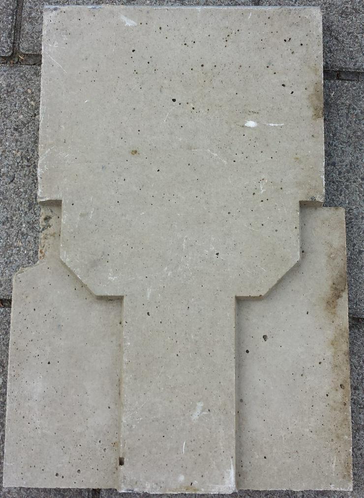 Bild 2: ACO DRAIN Kombistirnwand Multiline Rinnenanfan