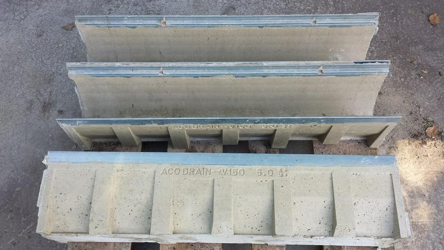 ACO DRAIN Multiline Entwässerungsrinne V 150 - Weitere - Bild 1