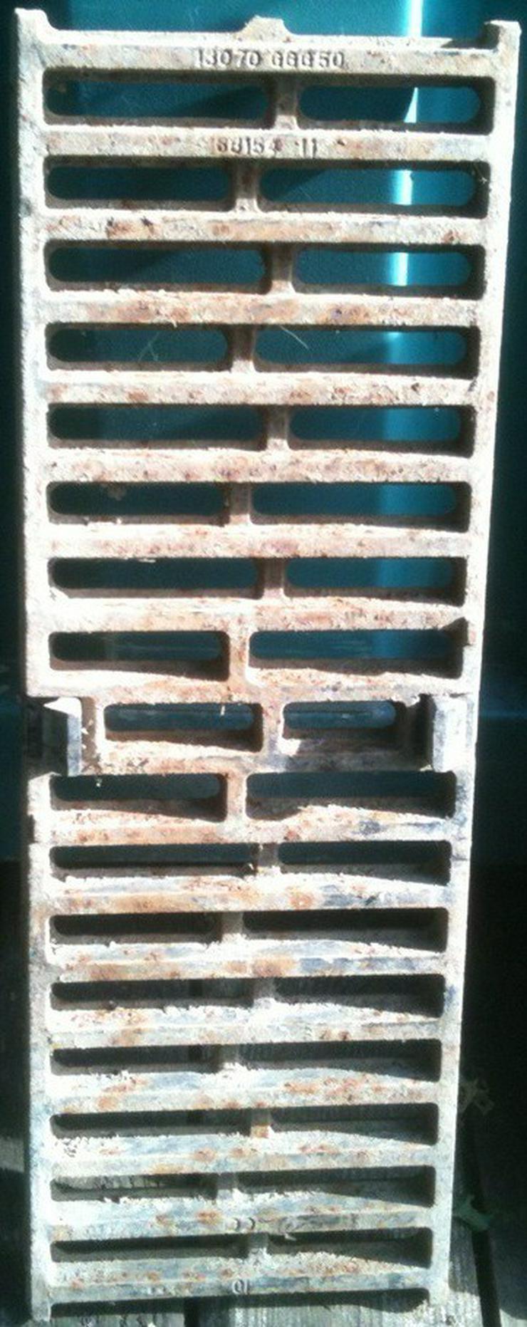 Bild 4: ACO DRAIN Multiline Entwässerungsrinne V 150