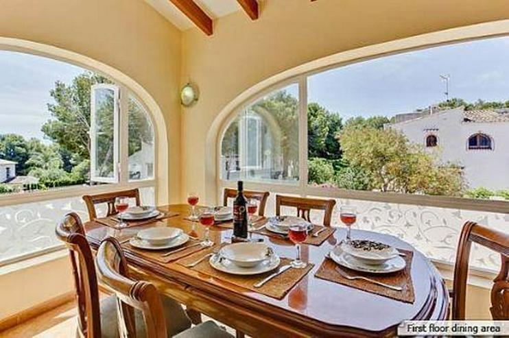 Bild 4: Renovierte Villa mit Pool in Moraira-Cometa