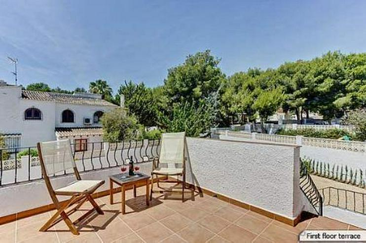 Bild 5: Renovierte Villa mit Pool in Moraira-Cometa