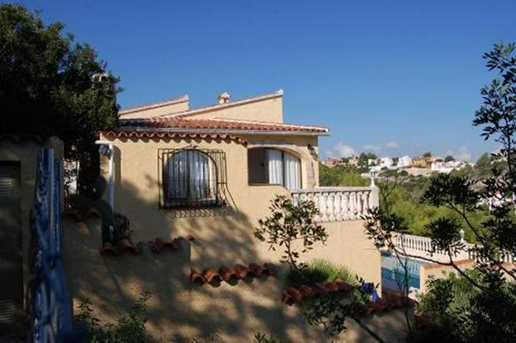 Bild 6: Villa in La Pedrera mit Pool und Meerblick