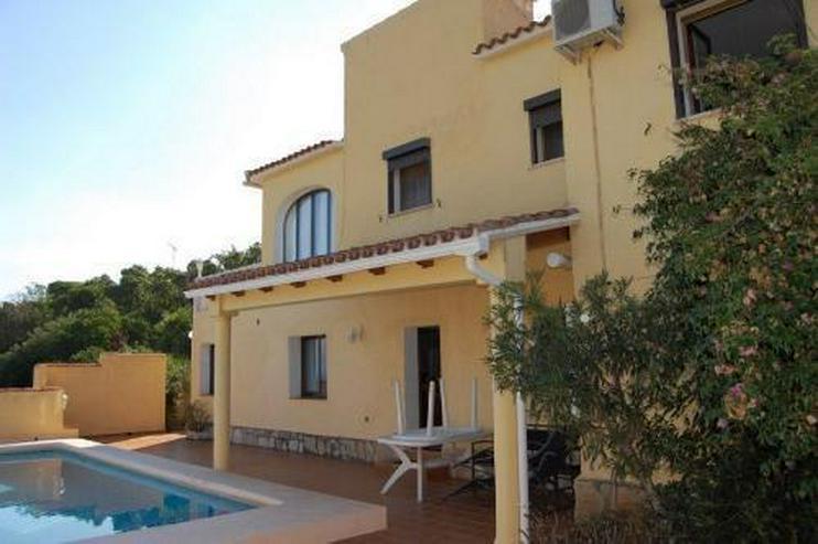 Bild 2: Villa in La Pedrera mit Pool und Meerblick