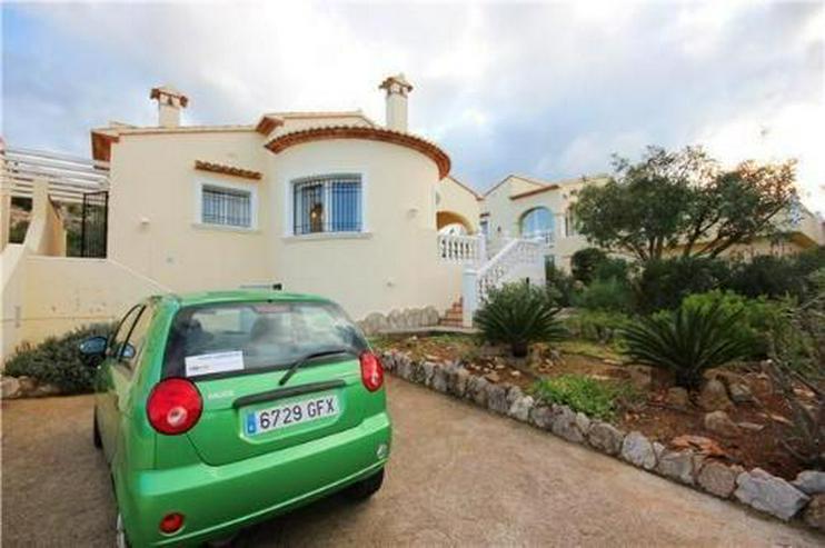 Neuwertige Villa mit Meerblick und privatem Garten