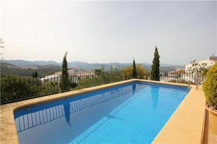 Bild 2: Wunderschöne Villa mit Pool, Meersicht und Gästewohnung am Monte Pego
