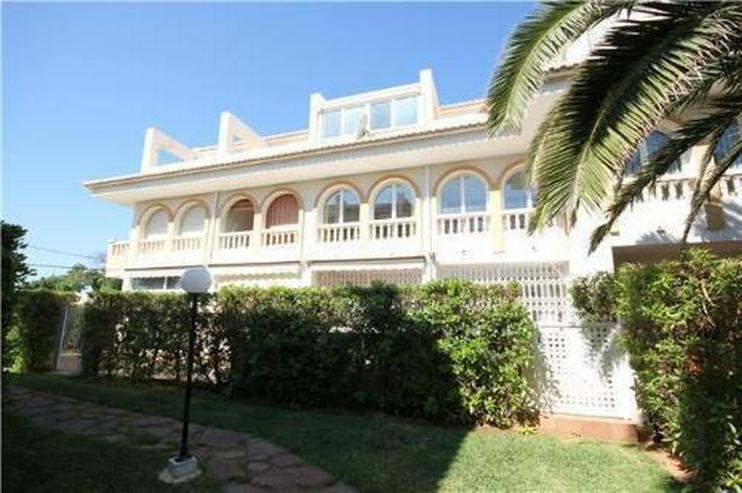 Bild 4: Maisonette-Wohnung mit Gemeinschaftspool nur 200 m vom Strand