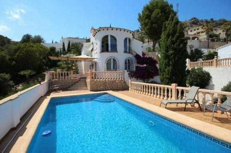Villa mit Pool und schönem Meerblick - Haus kaufen - Bild 1