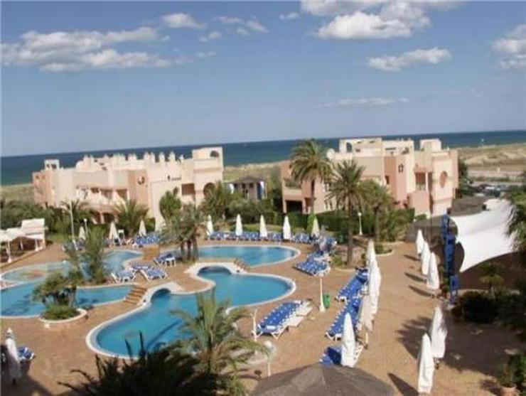 Sehr schönes Apartement im 5-Sterne-Hotel Oliva Nova mit direktem Zugang zum Strand - Wohnung kaufen - Bild 1