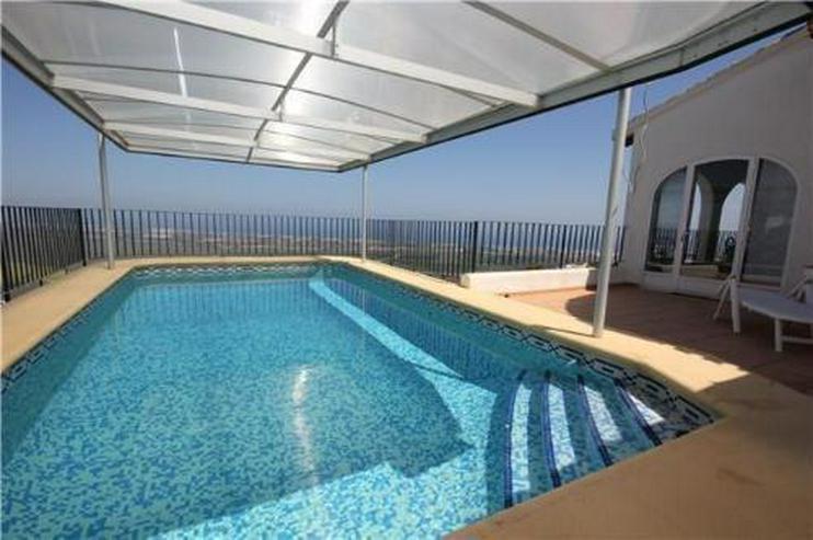 Bild 2: Große Villa mit Gästebereich und überwältigendem Meerblick
