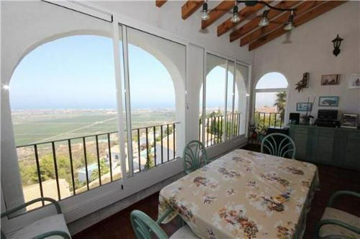 Bild 6: Große Villa mit Gästebereich und überwältigendem Meerblick