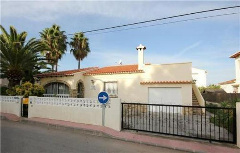 Sehr gepflegte Villa mit Wintergarten und Garage nur 500 m vom Meer - Haus kaufen - Bild 1