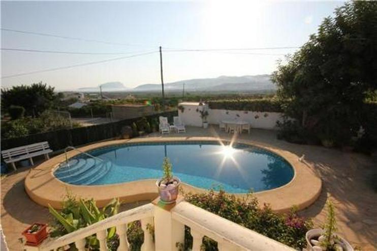 Bild 4: Sehr romantisch gelegene Villa mit Pool und herrlichem Panoramablick