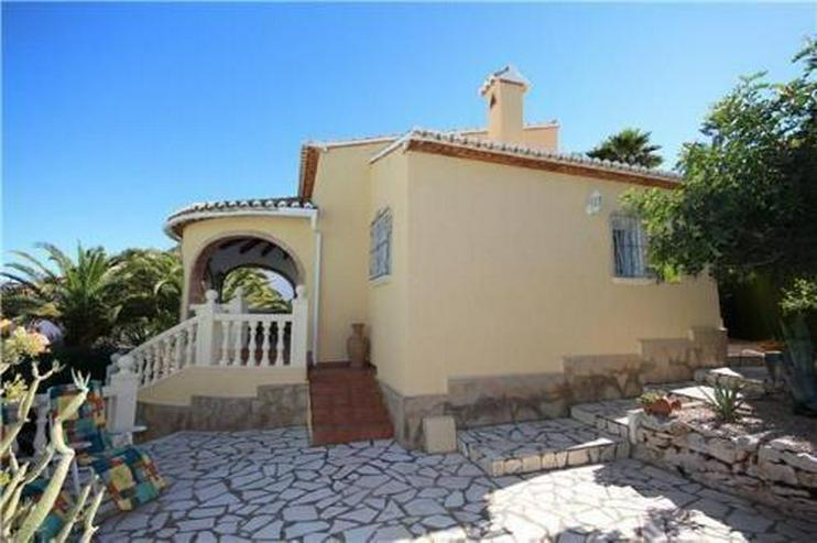 Gepflegte Villa mit Heizung in ruhiger Wohnlage nahe Denia - Haus kaufen - Bild 1