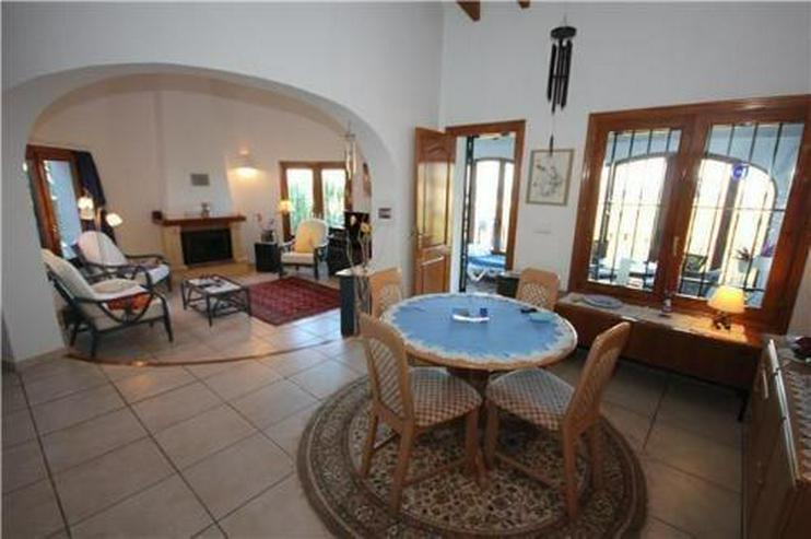 Bild 5: Villa mit Gästewohnung, Pool, traumhaftem Garten und Meerblick am Monte Pego