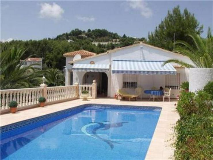 Renovierte Villa mit 2 Wohneinheiten, Pool und herrlicher Meersicht in Buena Vista