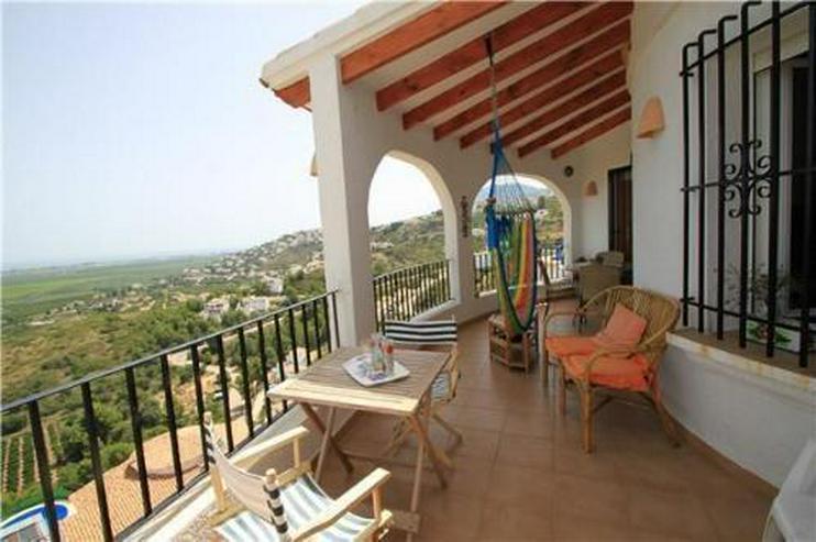 Bild 3: Neuwertige Villa mit herrlichem Meerblick, Pool und weiteren Extras am Monte Pego