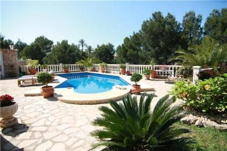 Bild 2: Sehr gepflegte Villa in Top Lage mit Pool und Meerblick