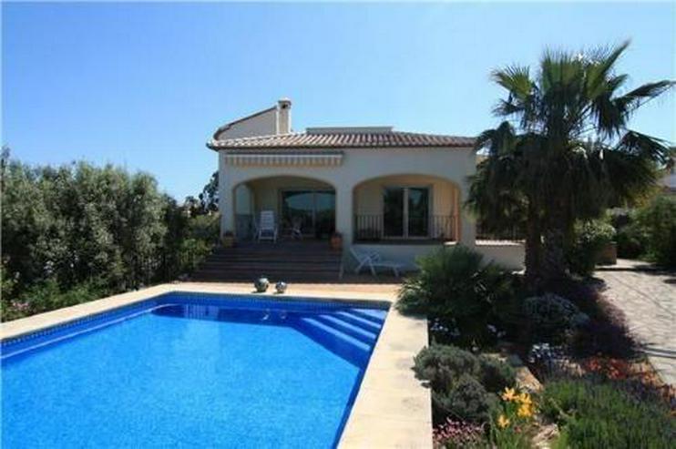 Elegante Villa in Javea mit separaten Appartement und Pool - Bild 1