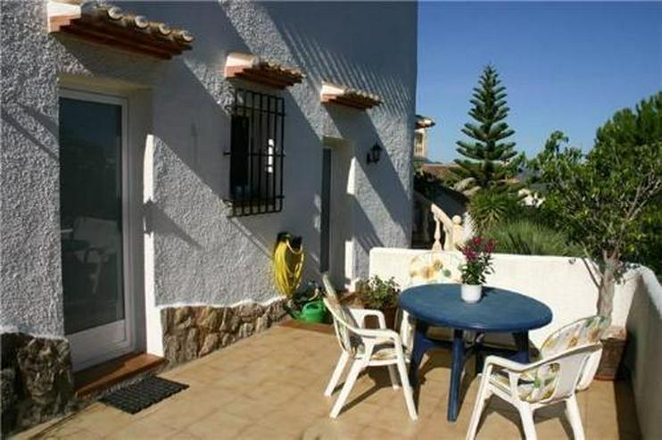 Bild 6: Villa am Monte Pego mit toller Sicht über die Reisfelder, auf das Meer und auf die Berge